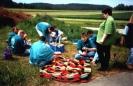 Vatertagswanderung 1998