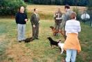 Jagdhundeschau am 30.08.2003