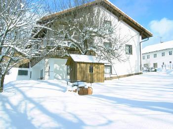 Bartlhof im Winterkleid