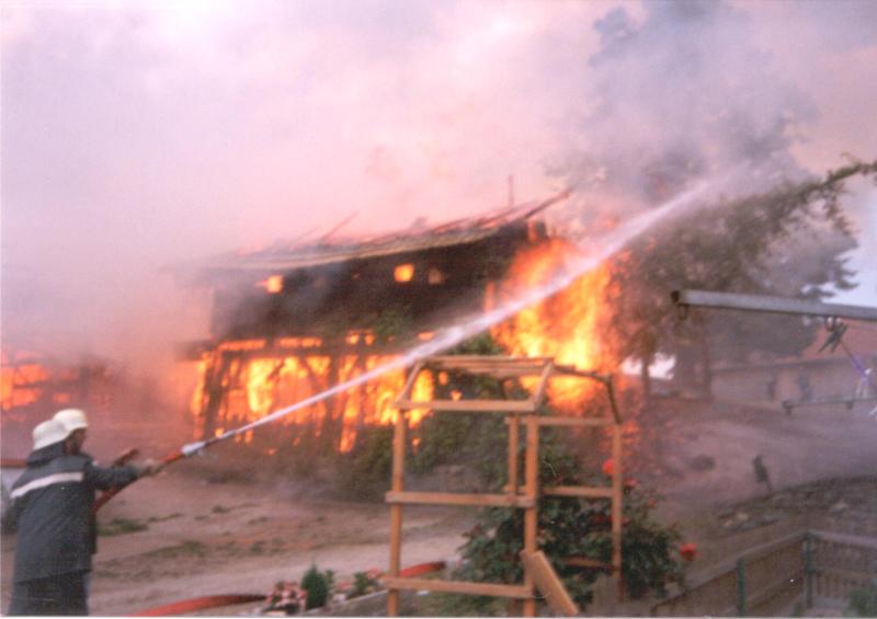 Brand Feiner Häuslarn