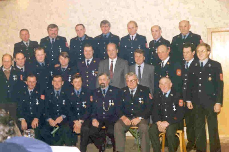 Ehrungen 1985