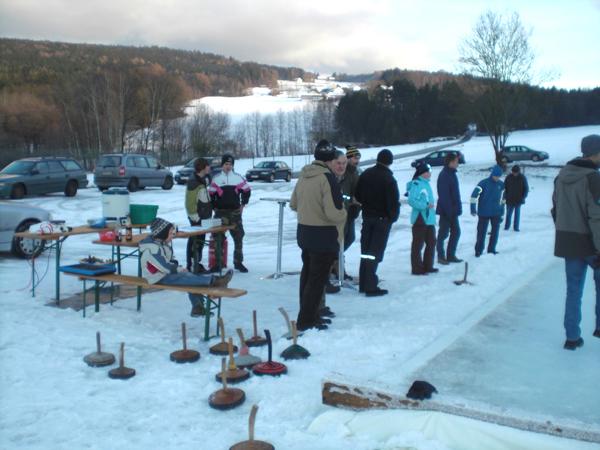 Eisstockmeisterschaften 2009
