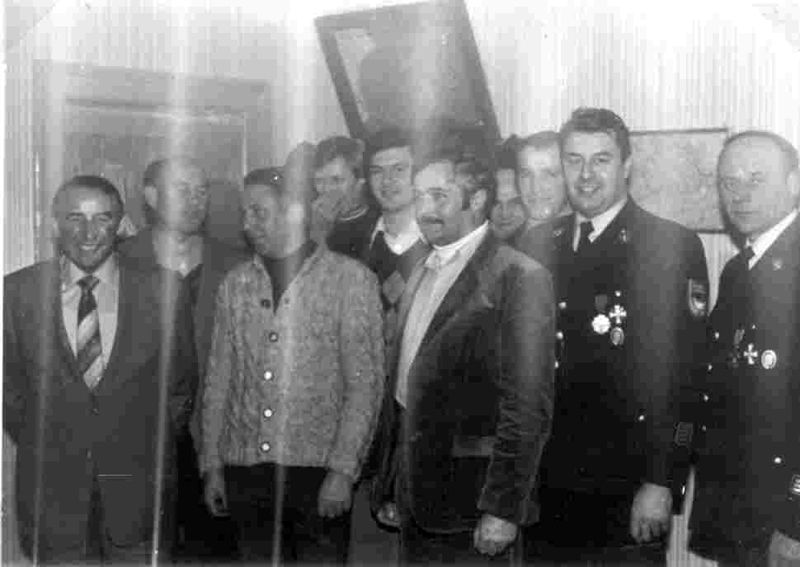 FFW Vorstandschaft ab 1979