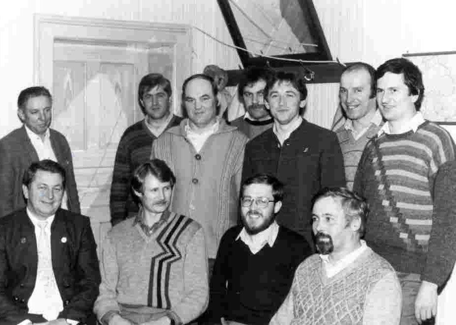 Vorstandschaft ab 1984