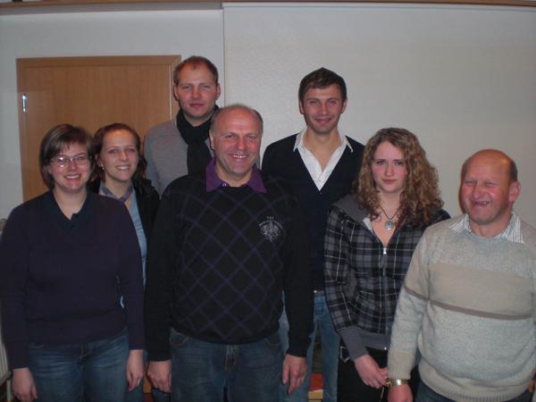 SG Vorstandschaft ab 2009