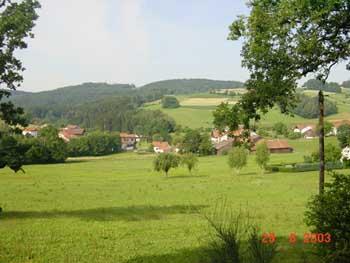 Ort Katzbach