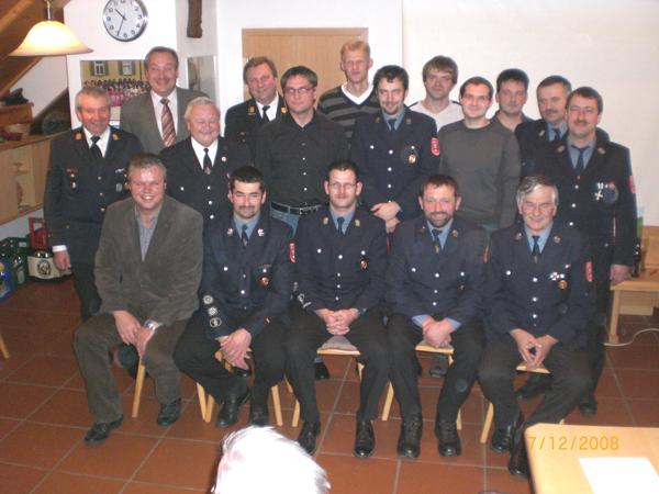 Vorstandschaft ab 6. 12. 2008