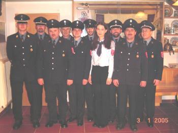 FFW Vorstandschaft ab 2002