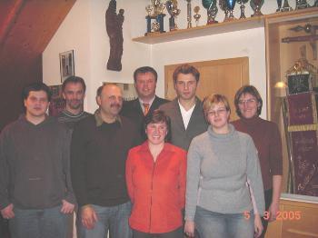 SG Vorstandschaft ab 5. 3. 2005
