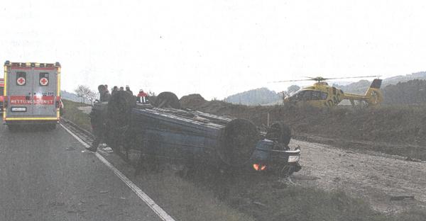 Unfall 30. 10. 2011